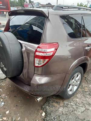 Toyota RAV4 2012 Brown | Cars for sale in Rivers State, Obio-Akpor