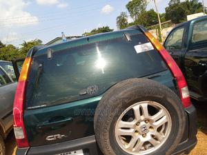 Honda CR-V 2004 2.0i ES Automatic Green | Cars for sale in Oyo State, Ibadan