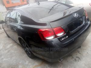 Lexus GS 2006 300 AWD Black | Cars for sale in Lagos State, Ogba