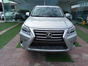 Lexus GX 2018 460 Luxury Silver   Cars for sale in Lagos State, Ajah