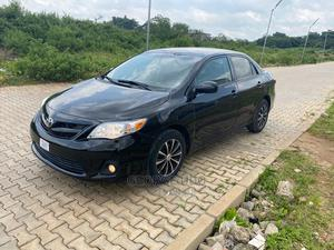 Toyota Corolla 2011 Black | Cars for sale in Abuja (FCT) State, Wuse 2