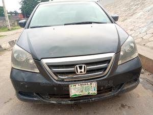 Honda Odyssey 2005 Gray | Cars for sale in Lagos State, Surulere
