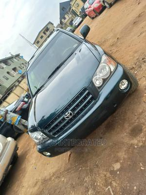 Toyota Highlander 2003 Limited V6 AWD Green   Cars for sale in Lagos State, Ikotun/Igando