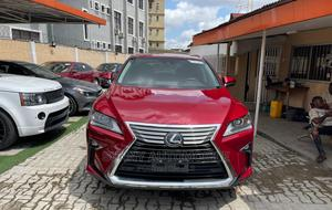 Lexus RX 2018 Red | Cars for sale in Lagos State, Ikeja