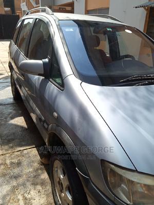 Opel Zafira 2002 Silver | Cars for sale in Oyo State, Ibadan