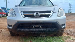 Honda CR-V 2003 2.0i ES Silver | Cars for sale in Abuja (FCT) State, Lugbe District