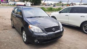 Toyota Matrix 2006 Black | Cars for sale in Lagos State, Amuwo-Odofin