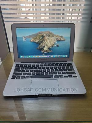Laptop Apple MacBook Air 2012 4GB Intel Core I5 SSD 128GB | Laptops & Computers for sale in Lagos State, Ikeja