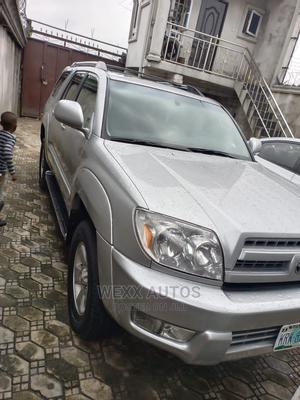 Toyota 4-Runner 2005 Limited V6 4x4 Silver | Cars for sale in Rivers State, Port-Harcourt