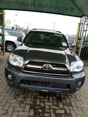 Toyota 4-Runner 2007 Limited 4x4 V6 Gray | Cars for sale in Lagos State, Ojodu