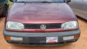 Volkswagen Golf 2004 2.0 FSI Comfortline Red | Cars for sale in Abuja (FCT) State, Lugbe District