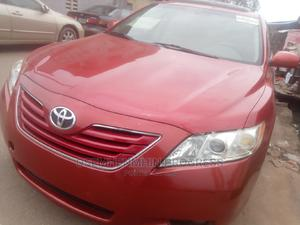 Toyota Camry 2007 Red | Cars for sale in Lagos State, Ogba
