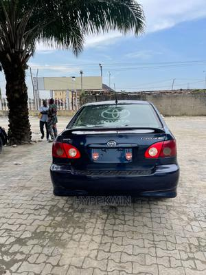 Toyota Corolla 2004 S Blue | Cars for sale in Lagos State, Ajah