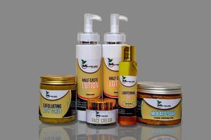 Lightening and Whitening Full Kit   Skin Care for sale in Lagos State, Surulere