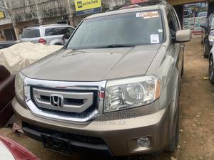 Honda Pilot 2010 Gold | Cars for sale in Lagos State, Ikotun/Igando