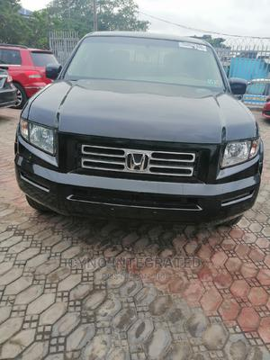 Honda Ridgeline 2006 Black | Cars for sale in Lagos State, Amuwo-Odofin