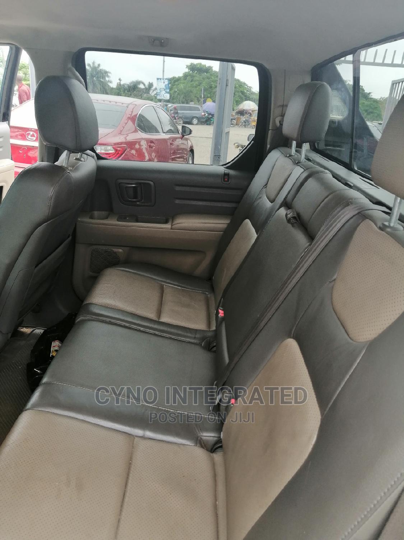 Honda Ridgeline 2006 Black | Cars for sale in Amuwo-Odofin, Lagos State, Nigeria