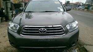 Toyota Highlander 2008 Green | Cars for sale in Lagos State, Isolo