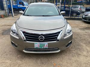 Nissan Altima 2014 Gold   Cars for sale in Lagos State, Ikeja