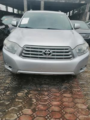 Toyota Highlander 2010 Sport Silver   Cars for sale in Lagos State, Amuwo-Odofin