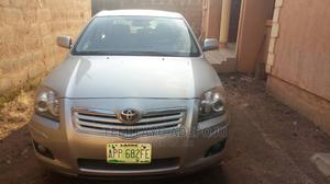 Toyota Avensis 2007 2.0 D-4d Silver | Cars for sale in Oyo State, Ibadan