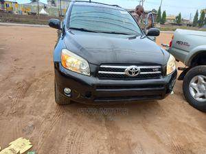 Toyota RAV4 2008 Limited V6 4x4 Black | Cars for sale in Lagos State, Abule Egba
