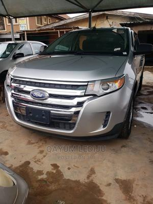 Ford Edge 2011 Silver | Cars for sale in Lagos State, Ifako-Ijaiye