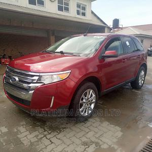 Ford Edge 2013 Burgandy | Cars for sale in Lagos State, Ajah