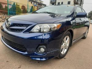 Toyota Corolla 2013 Blue | Cars for sale in Lagos State, Ogba