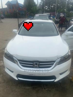 Honda Accord 2015 White | Cars for sale in Lagos State, Ajah