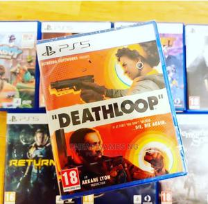 Deathloop PS5   Video Games for sale in Lagos State, Agege