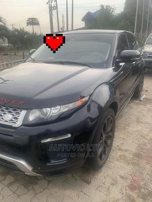 Land Rover Range Rover Evoque 2012 Dynamic Black | Cars for sale in Lagos State, Ajah