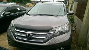 Honda CR-V 2014 Gray | Cars for sale in Lagos State, Isolo