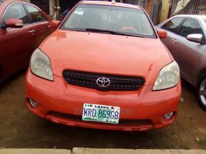 Toyota Matrix 2005 Red | Cars for sale in Lagos State, Amuwo-Odofin