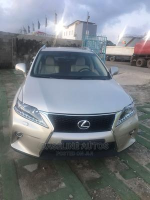 Lexus RX 2012 Gold | Cars for sale in Lagos State, Ikeja