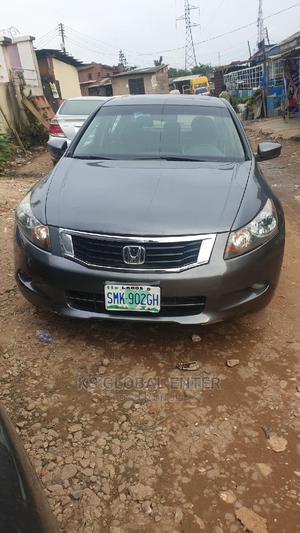 Honda Accord 2008 3.5 EX Automatic Gray | Cars for sale in Lagos State, Abule Egba