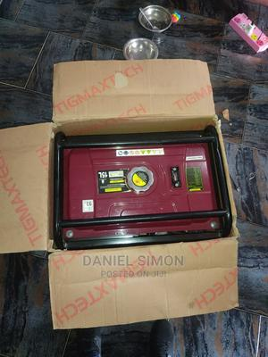 Tigmax TH6800DX 2.3KVA Petrol Generator   Accessories & Supplies for Electronics for sale in Abuja (FCT) State, Kwali