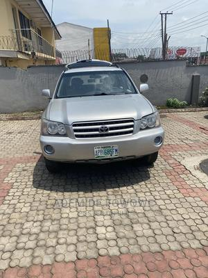 Toyota Highlander 2003 Limited V6 AWD Silver | Cars for sale in Oyo State, Ibadan