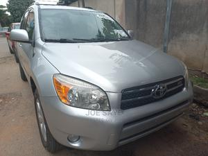 Toyota RAV4 2007 Limited V6 Silver   Cars for sale in Lagos State, Ikeja
