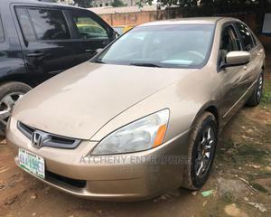 Honda Accord 2005 2.2i-CTDi Sport Gold | Cars for sale in Lagos State, Ikeja