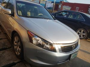 Honda Accord 2008 Silver | Cars for sale in Lagos State, Surulere