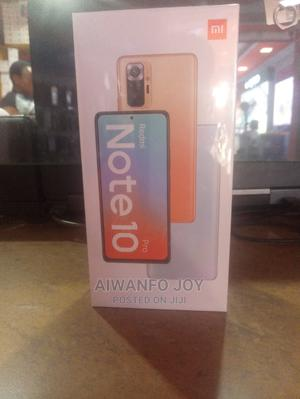 New Xiaomi Redmi Note 10 Pro 128 GB Blue | Mobile Phones for sale in Edo State, Benin City