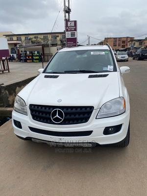 Mercedes-Benz M Class 2006 White   Cars for sale in Lagos State, Isolo