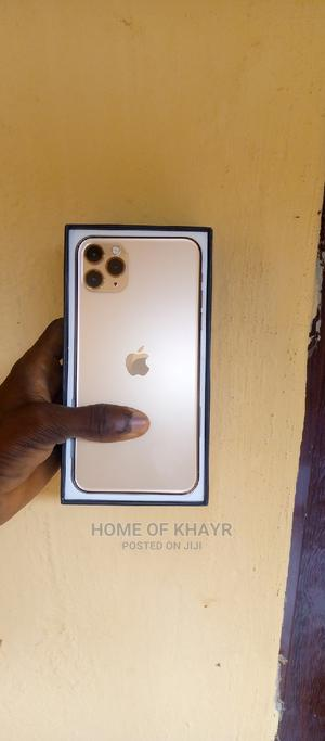 Apple iPhone 11 Pro Max 512 GB Gold | Mobile Phones for sale in Kwara State, Ilorin South