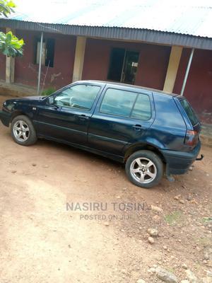 Volkswagen Golf 2000 1.6 Blue   Cars for sale in Ekiti State, Ado Ekiti