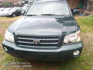 Toyota Highlander 2003 Green | Cars for sale in Lagos State, Ikotun/Igando