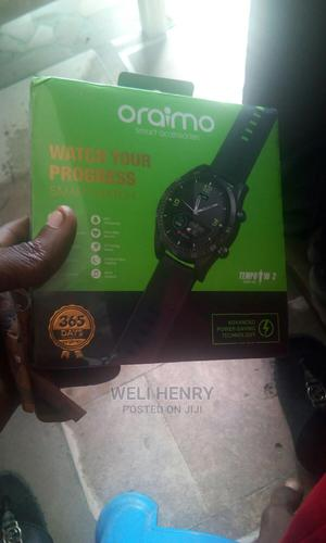 Oraimo Tempo W2 Smart Watch   Smart Watches & Trackers for sale in Rivers State, Obio-Akpor