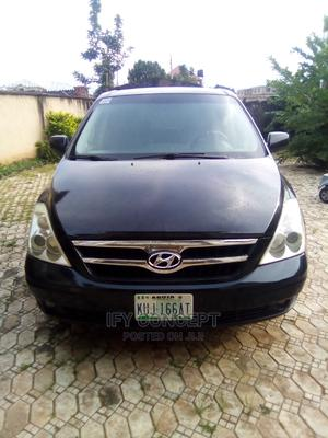 Hyundai Entourage 2008 GLS Black | Cars for sale in Enugu State, Enugu