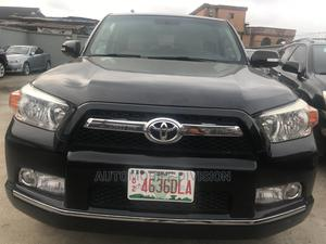 Toyota 4-Runner 2011 Limited 4WD Black | Cars for sale in Lagos State, Ikeja