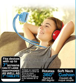 Lazy Neck Phone Holder   Accessories for Mobile Phones & Tablets for sale in Lagos State, Lagos Island (Eko)